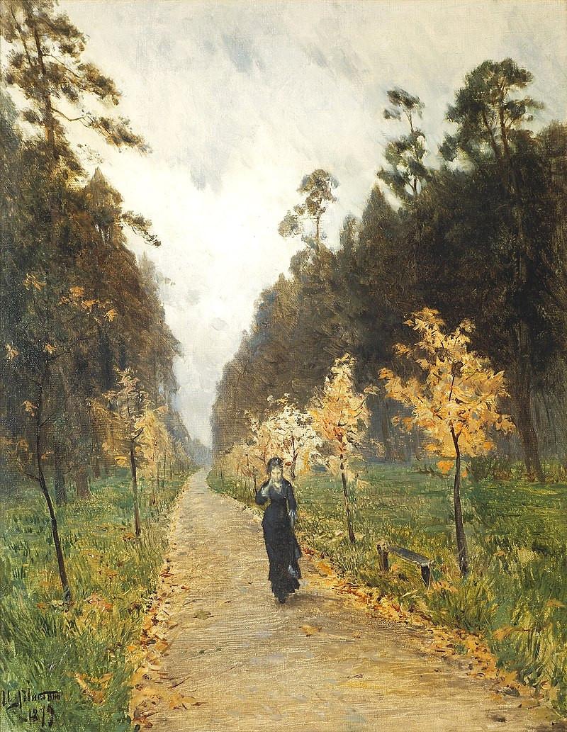 Autumn Day, 1879